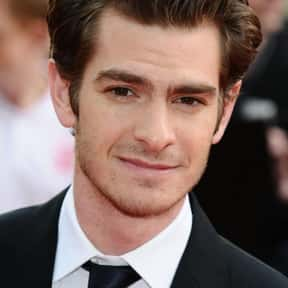 Andrew Garfield is listed (or ranked) 11 on the list Who Was America's Boyfriend in 2015?