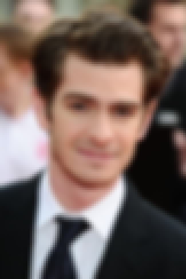 Andrew Garfield is listed (or ranked) 3 on the list MTV Movie Award For Best Line Nominees List