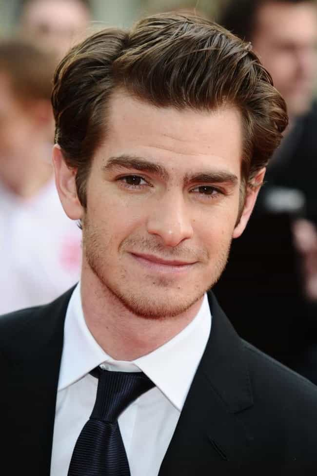 Andrew Garfield is listed (or ranked) 1 on the list Rita Ora Loves and Hookups