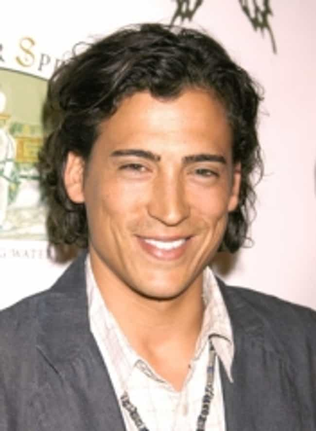 Andrew Keegan is listed (or ranked) 1 on the list Men Who Elisha Cuthbert Has Dated