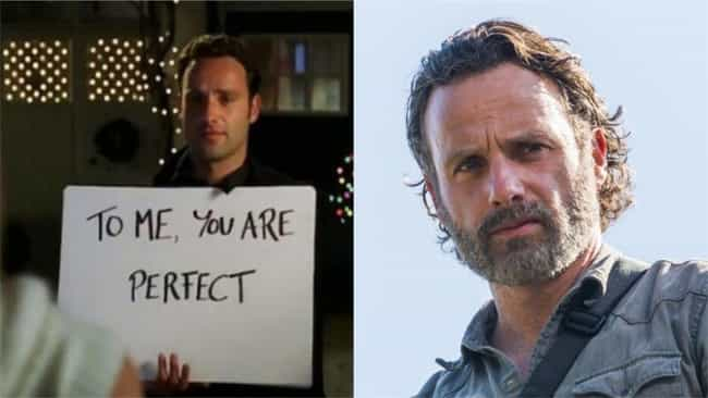Andrew Lincoln is listed (or ranked) 3 on the list Where You've Seen 'The Walking Dead' Actors Before