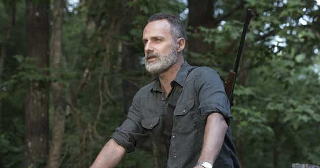 Andrew Lincoln is listed (or ranked) 1 on the list What The Cast Of 'The Walking Dead' Thinks About The Series