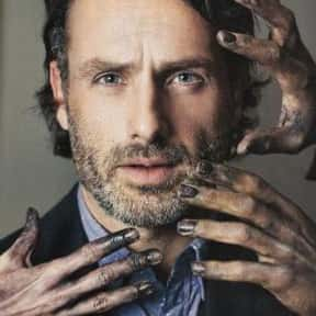 Andrew Lincoln is listed (or ranked) 8 on the list Famous People Named Andrew