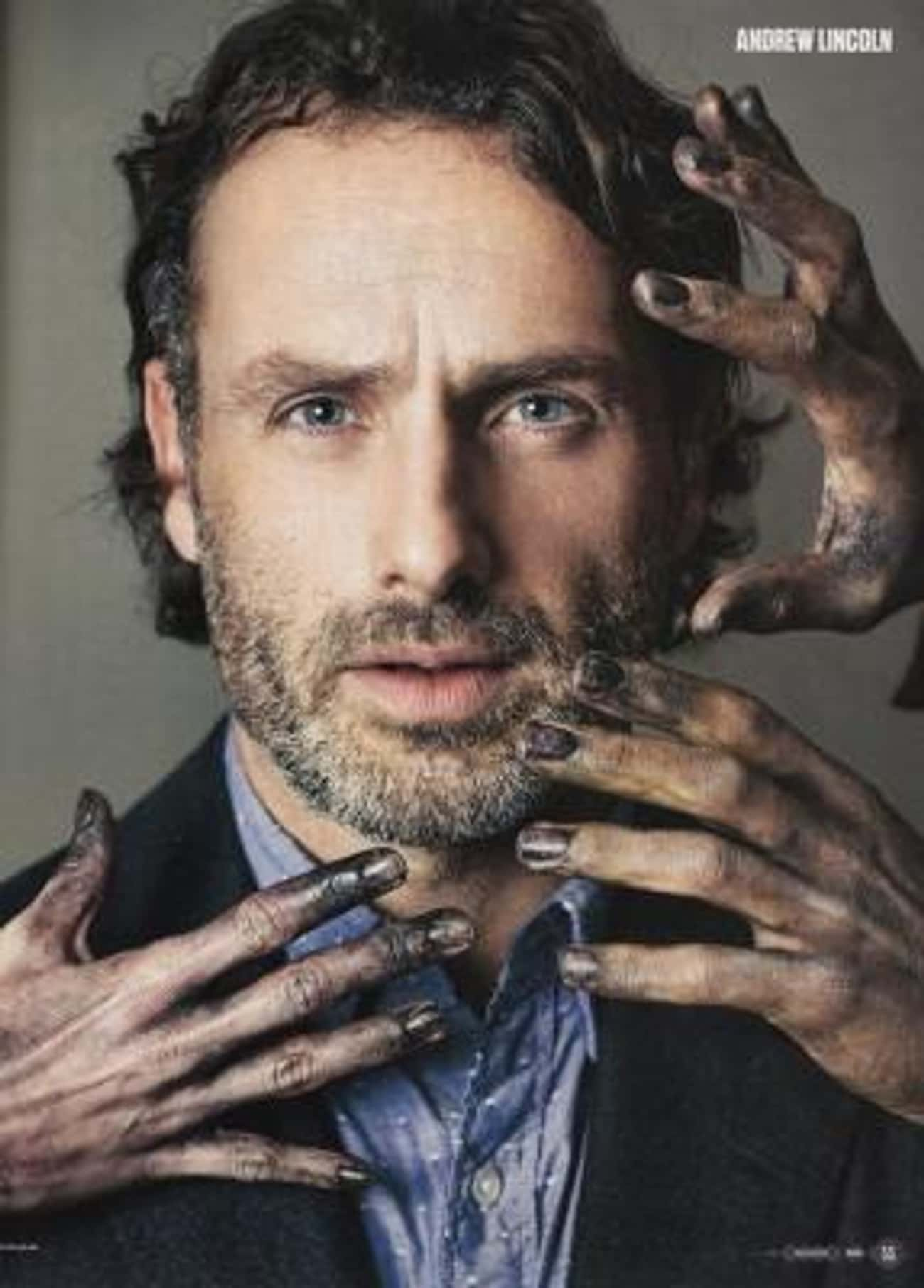 Andrew Lincoln is listed (or ranked) 1 on the list The Best The Walking Dead Actors