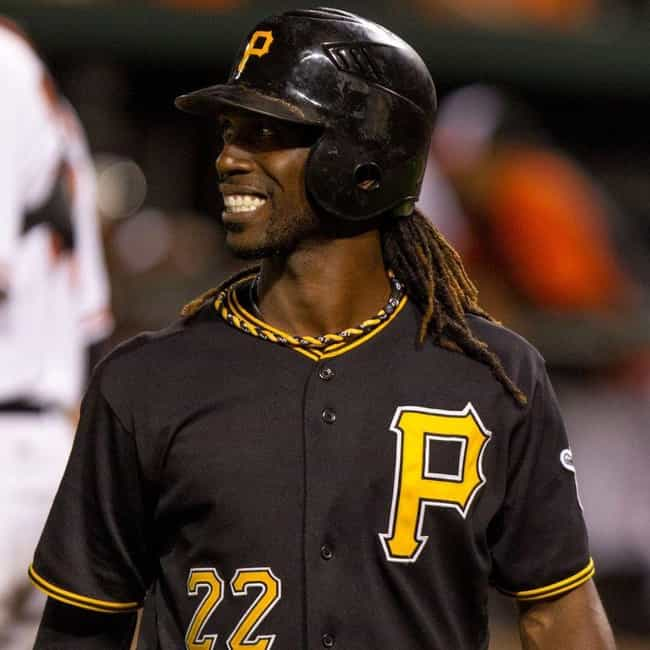 Andrew McCutchen is listed (or ranked) 4 on the list The Best Black Baseball Players Right Now