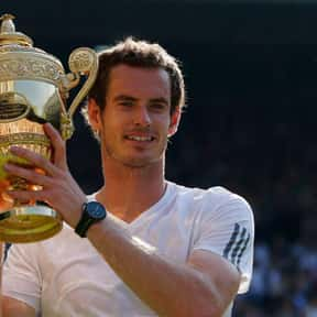 Andy Murray is listed (or ranked) 18 on the list Famous People Named Andrew