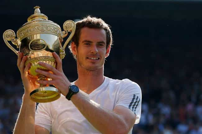Andy Murray is listed (or ranked) 1 on the list The Best Tennis Players from Scotland