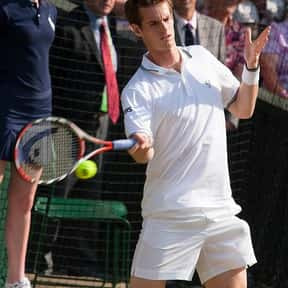 Andy Murray is listed (or ranked) 21 on the list The Greatest Men's Tennis Players of All Time