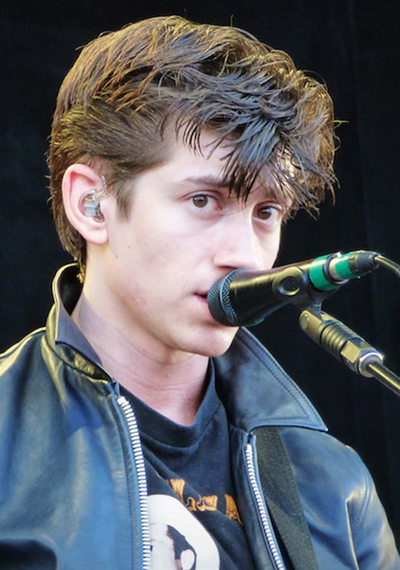 Johanna Bennett is listed (or ranked) 4 on the list Alex Turner Loves and Hookups
