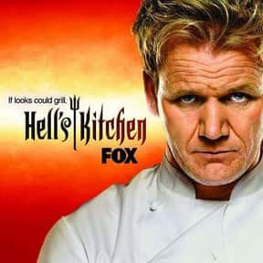 Hell's Kitchen is listed (or ranked) 2 on the list The Best Reality Shows Currently on TV