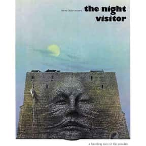 The Night Visitor is listed (or ranked) 19 on the list The Best Max Von Sydow Movies