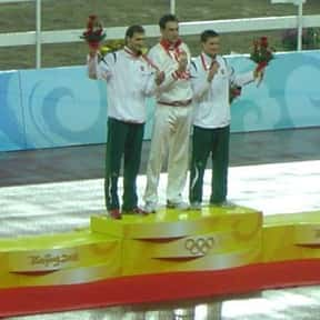 Andrey Moiseyev is listed (or ranked) 21 on the list 2008 Summer Olympics Gold Medal Winners