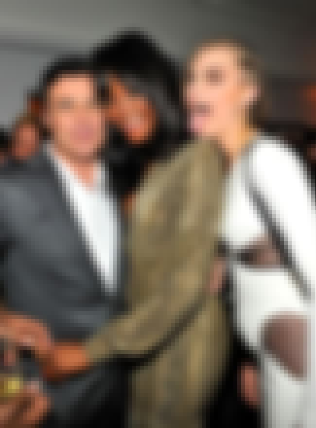André Balazs is listed (or ranked) 3 on the list Men Who Naomi Campbell Has Dated