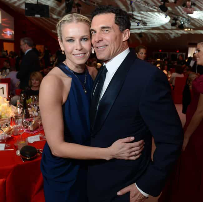 André Balazs is listed (or ranked) 2 on the list Chelsea Handler Loves And Hookups