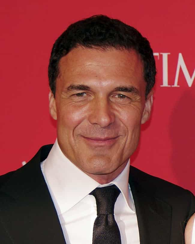 André Balazs is listed (or ranked) 2 on the list Men Who Uma Thurman Has Dated
