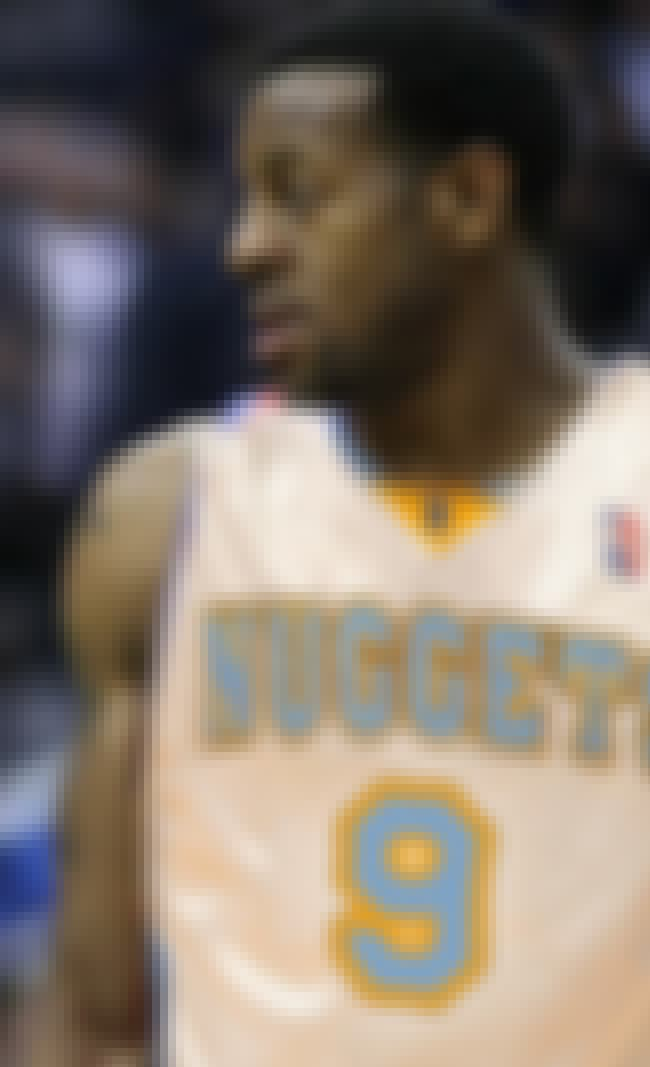 Andre Iguodala is listed (or ranked) 4 on the list The Most Underrated Basketball Players