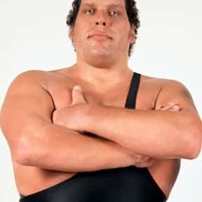 André the Giant is listed (or ranked) 10 on the list The Greatest Pro Wrestlers of All Time