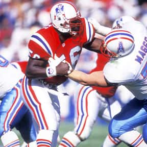 Andre Tippett is listed (or ranked) 21 on the list The Best New England Patriots Of All Time