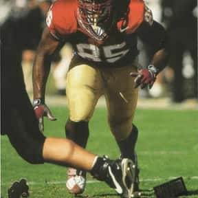 Andre Wadsworth is listed (or ranked) 20 on the list The Best Florida State Football Players of All Time
