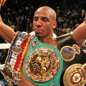 Andre Ward is listed (or ranked) 19 on the list The Best Boxers of the 21st Century