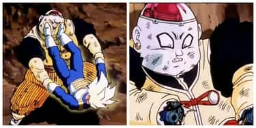 Android 19 is listed (or ranked) 1 on the list The 15 Most Brutal Vegeta Kills In Dragon Ball, Ranked