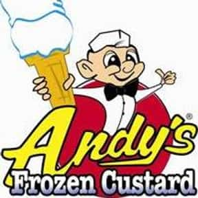 Andy's Frozen Custard is listed (or ranked) 5 on the list Companies Headquartered in Missouri