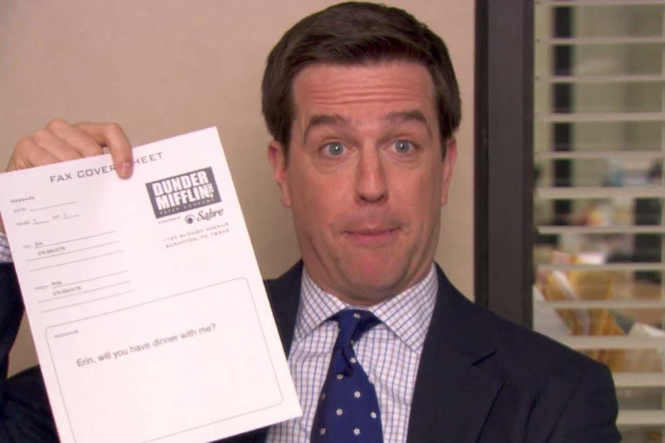 Andy From 'The Office' Undergoes Multiple Character Transformations To Fit Different Seasons Of The Show
