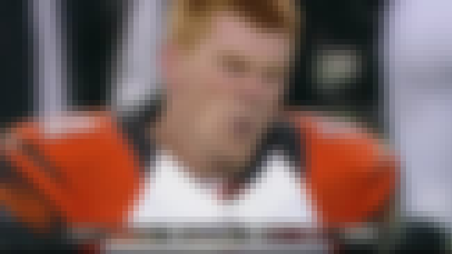 Andy Dalton is listed (or ranked) 4 on the list The Best Post-Interception Quarterback Faces