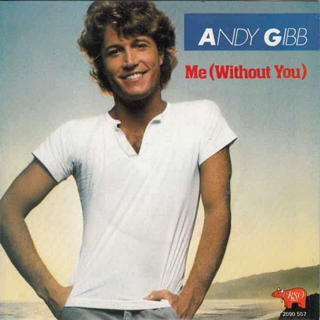 Andy Gibb is listed (or ranked) 4 on the list 52 of Your Mom's Hottest Childhood Crushes