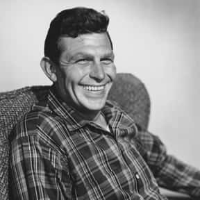 Andy Griffith is listed (or ranked) 14 on the list The Greatest Entertainers of All Time