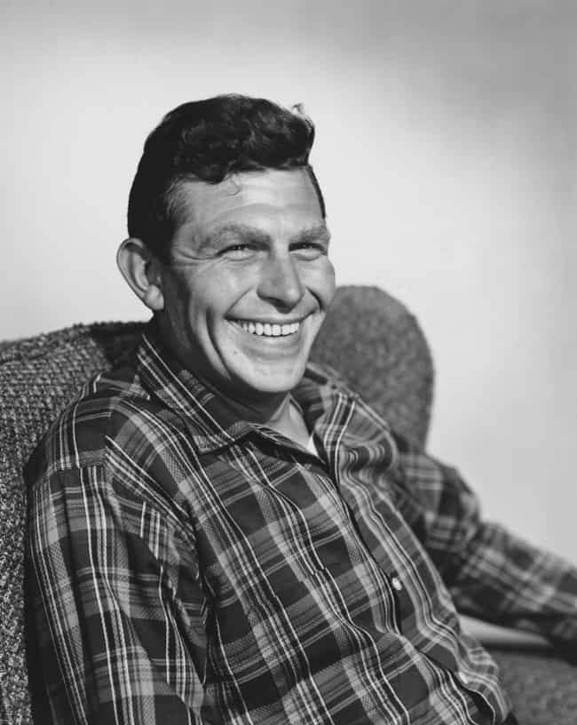 Andy Griffith is listed (or ranked) 8 on the list Famous People Who Died of Myocardial Infarction