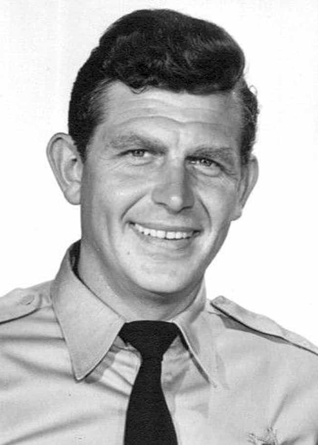 Andy Griffith is listed (or ranked) 4 on the list 28 Celebrities Who Sang in the Church Choir