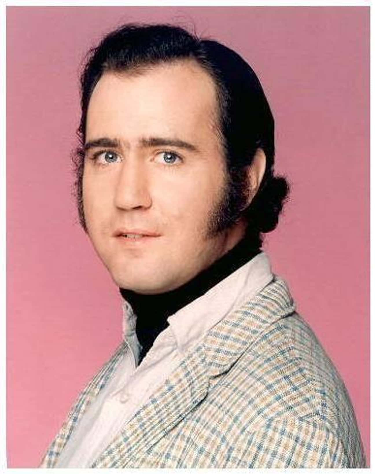 Andy Kaufman is listed (or ranked) 3 on the list 17 People Who Have Been Banned from SNL