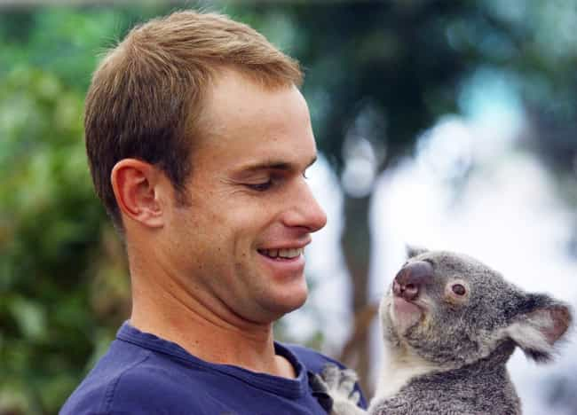 Andy Roddick is listed (or ranked) 1 on the list Famous Friends of Serena Williams