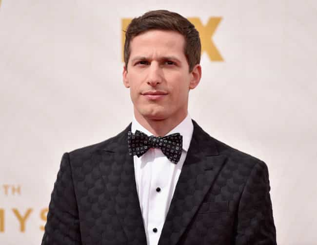 Andy Samberg is listed (or ranked) 1 on the list Celebrities Who Wear Burberry
