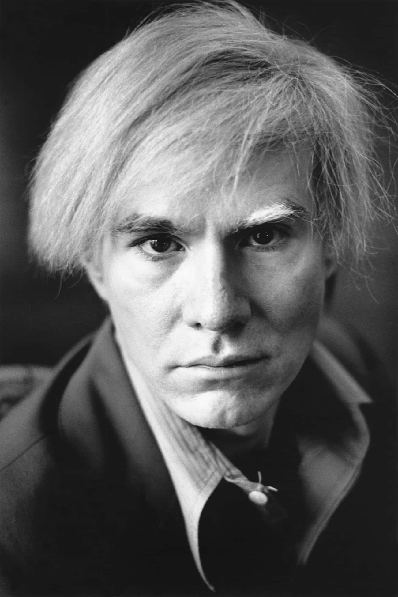 Andy Warhol is listed (or ranked) 4 on the list 11 Historical Figures Who May Have Had Autism