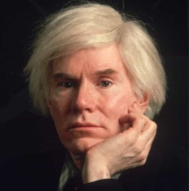Andy Warhol is listed (or ranked) 1 on the list Gay Celebrities Who Were Out in the 1960s