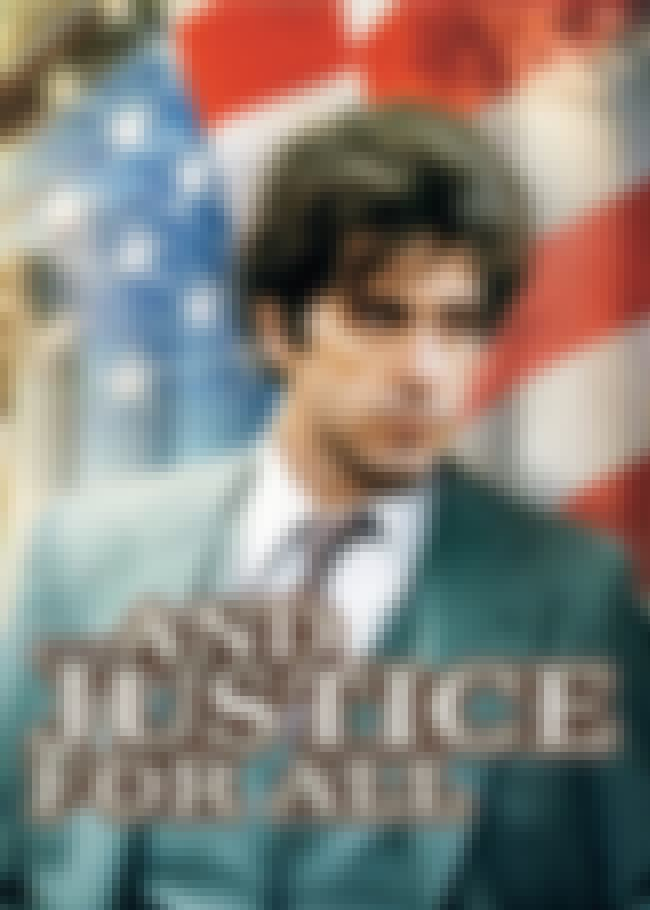 ...And Justice for All is listed (or ranked) 8 on the list The Best Al Pacino Roles
