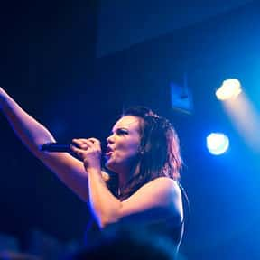 Anette Olzon is listed (or ranked) 7 on the list Famous Bands from Sweden