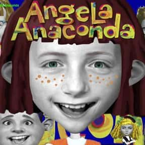 Angela Anaconda is listed (or ranked) 20 on the list The Most Annoying Kids Shows of All Time