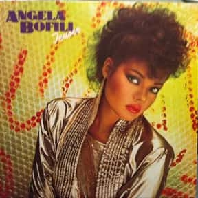 Angela Bofill is listed (or ranked) 21 on the list Arista Records Complete Artist Roster
