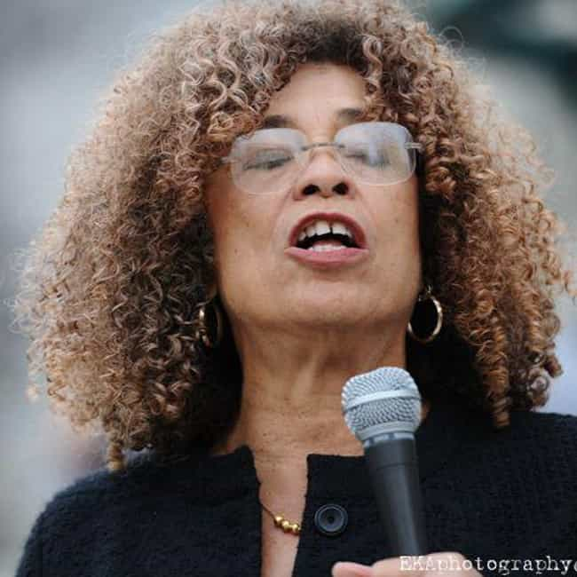 Angela Davis is listed (or ranked) 4 on the list Famous Female Activists
