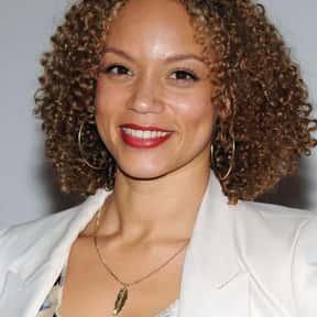 Angela Griffin is listed (or ranked) 21 on the list Coronation Street Cast List