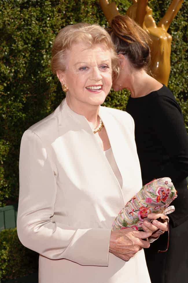 Angela Lansbury is listed (or ranked) 3 on the list Who Is America's Grandmother in 2019?