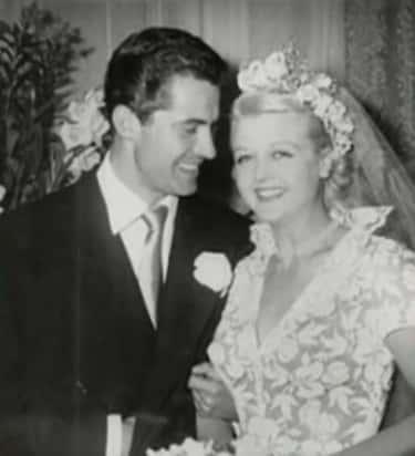 Angela Lansbury And Peter Shaw - 1949