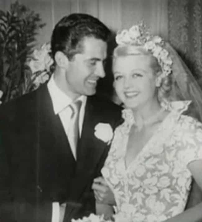 Angela Lansbury is listed (or ranked) 1 on the list 20 Rarely Seen Photos Of Old Hollywood Legends On Their Wedding Day