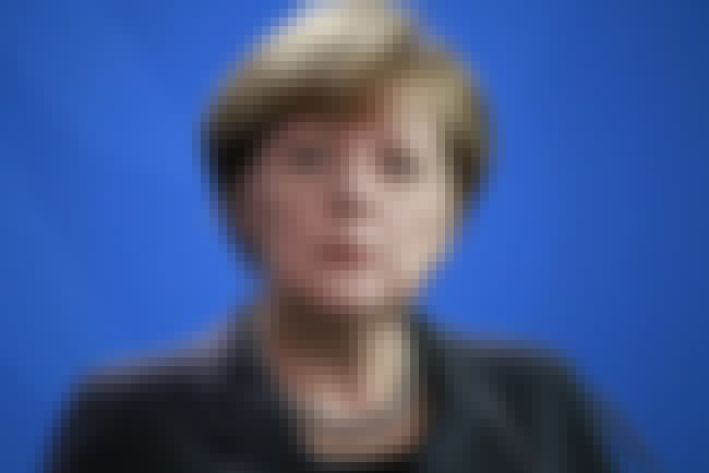 Angela Merkel is listed (or ranked) 2 on the list Famous Scientists from Germany