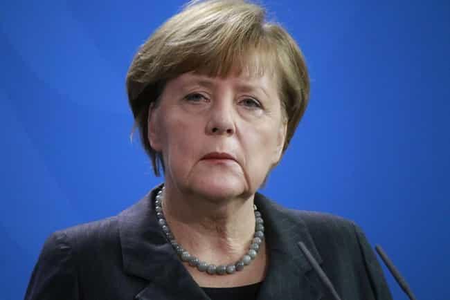 Angela Merkel is listed (or ranked) 3 on the list Famous Female Physicists