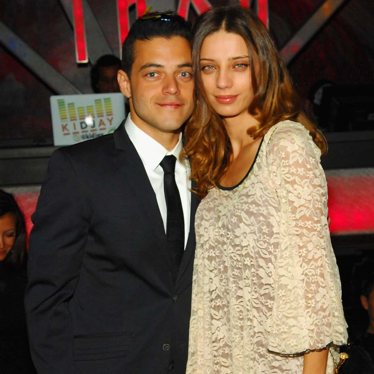 Angela Sarafyan is listed (or ranked) 3 on the list Rami Malek Loves and Hookups