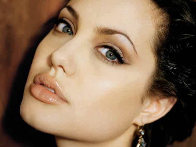 Angelina Jolie is listed (or ranked) 4 on the list Famous Girls with the Best Pairs of Lips